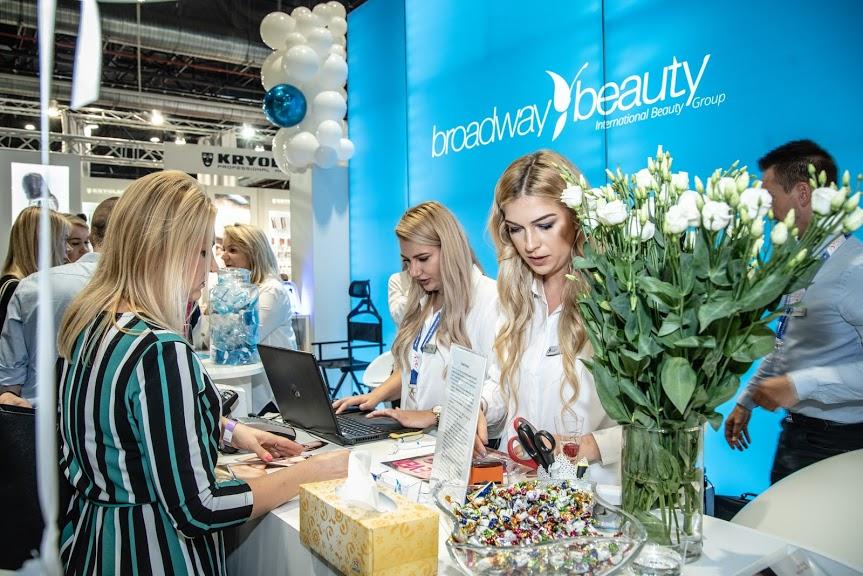 Targi Beauty Forum 2019 - praca wre