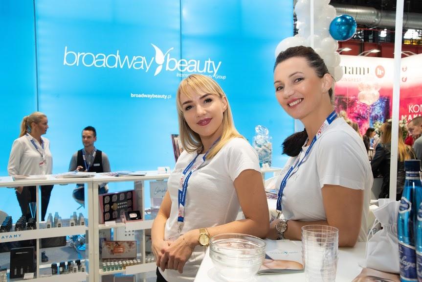 Targi Beauty Forum 2019 - nasze wyjątkowe trenerki
