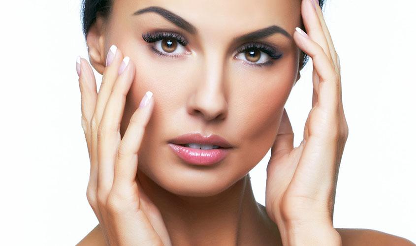 Wolumetria twarzy (modelowanie brody, polików, nosa, linii żuchwy)