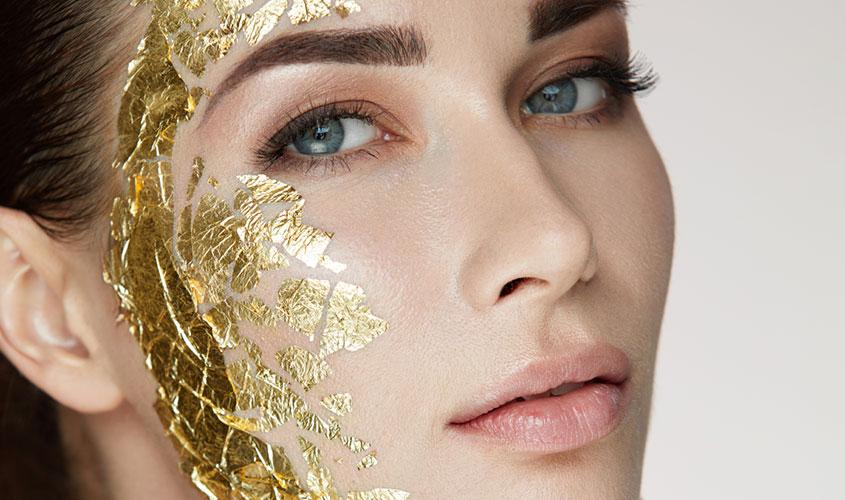 Zabieg pielęgnacyjny z nanozłotem - Gold Skin Rejuvenating