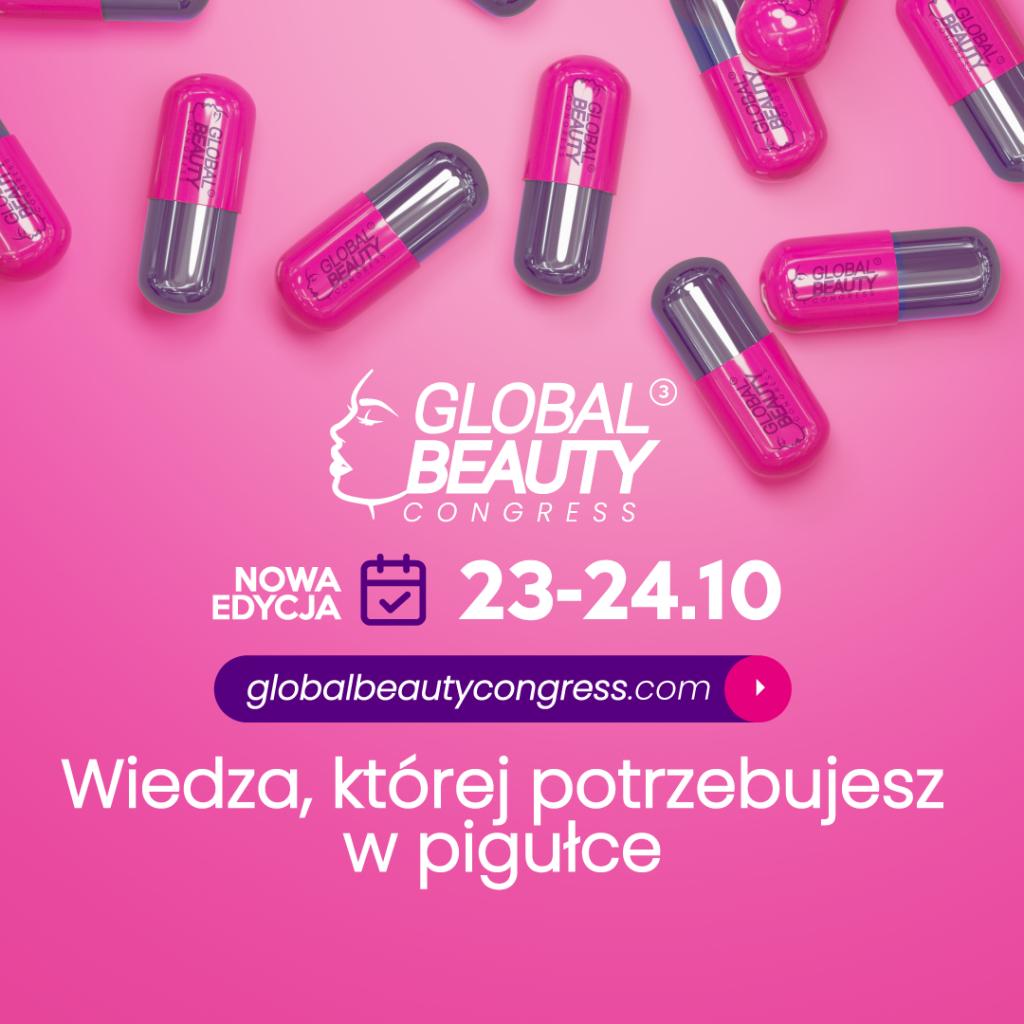 Global Beauty Congress 3 edycja przed nami